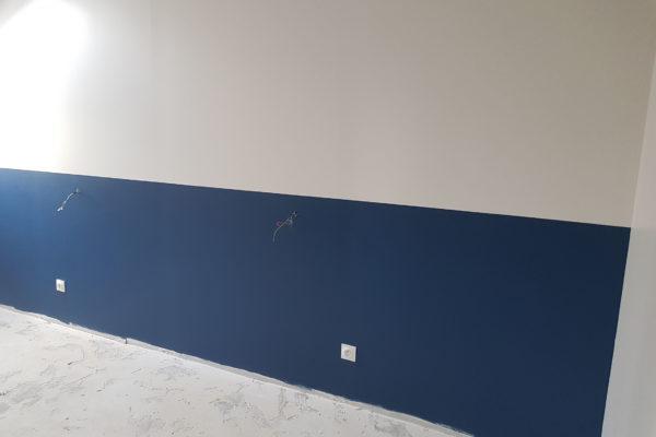bande-de-peinture-bleu