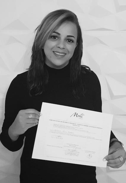 Samira Bouhenna, Décoratrice d'intérieur Diplômée MMI DECO Paris