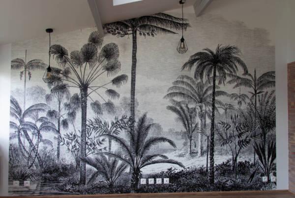 panorama jungle